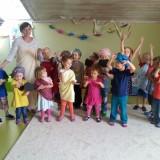 Tydzień indyjski w naszym przedszkolu, lipiec 2015