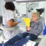 Z wizytą u stomatologa, październik 2015