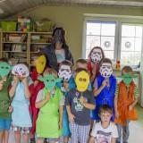 Urodziny StarWars w naszym przedszkolu