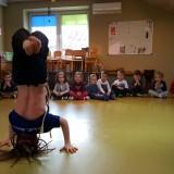 6. urodziny Marka w rytmie capoeira
