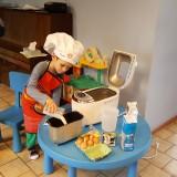 Pieczemy chleb, 6.urodziny Marcela