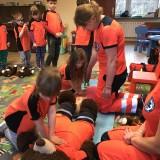 Spotkanie z ratownikiem medycznym, kwiecień 2018
