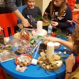 Świąteczne spotkanie przedszkolnych rodzin, grudzień 2018
