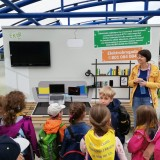 Składowisko odpadów komunalnych Barycz, lekcja ekologiczna