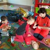 Ratownicy medyczni w Bajkowej Krainie