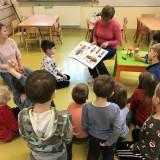 Spotkania z Dziadkami w Bajkowej Krainie, styczeń 2020 – miodowe warsztaty