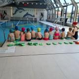 Zajęcia na basenie z Akademią Bąbelka